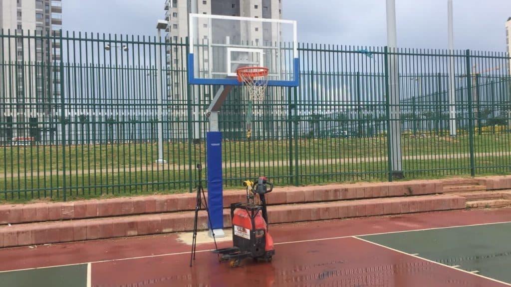מעבדת בטיחות מתקני ספורט 1