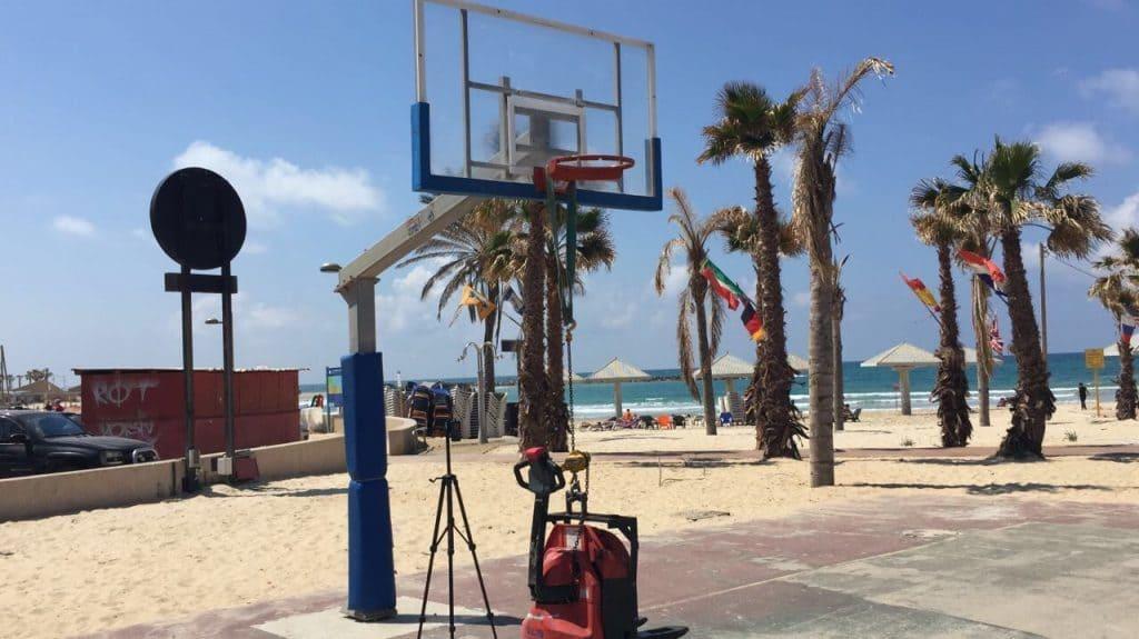 בדיקות בטיחות מתקני ספורט